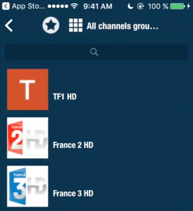 Titta på kanaler på iPhone - SvenskaKanaler.com